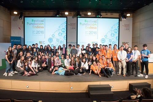 Un app creada por el Colegio Nazaret Oporto gana el premio de la Fundación Endesa 2