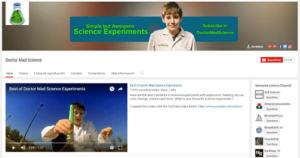 20 canales de vídeo para hacer experimentos 16