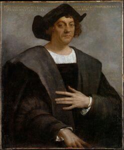 Colon - Retrato de un hombre