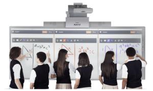 Lo último en PDIs y monitores interactivos para el aula 7