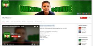20 canales de vídeo para hacer experimentos 15