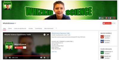 Whiz Kid Science
