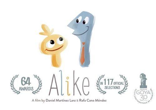 cortometrajes Alike