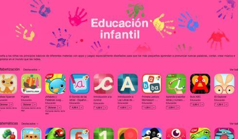 """""""Aprender en Cualquier Nivel"""", la colección de apps y libros educativos de Apple 1"""