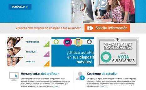 aulaPlaneta presenta sus novedades para el próximo curso