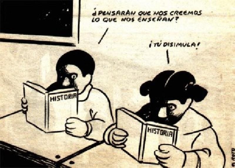 educación examen