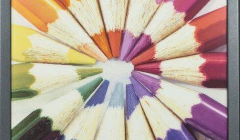 Tinta electrónica en color... ¿el futuro de los libros de texto digitales? 1