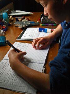 homework-Deberes en verano