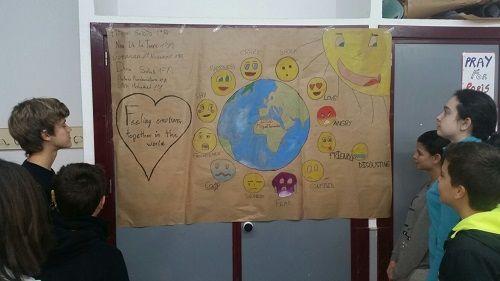 En el I.E.S Miguel Fernández de Melilla se enseña inglés a través de las emociones 2