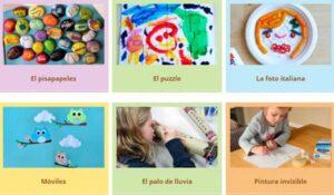 35 manualidades para Infantil y Primaria, en el aula o en casa 27