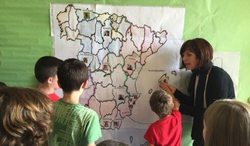 'Somos una marea de gente': proyecto sobre la diversidad en Primaria 1