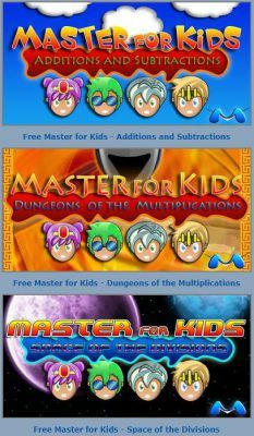 master for kids videojuegos educativos