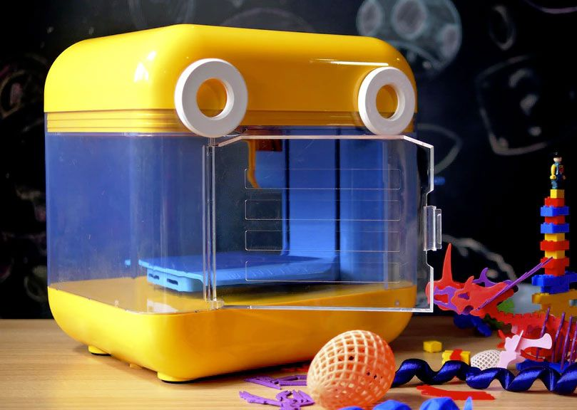 MiniToy 3D Printer, la impresora 3D para niños 2