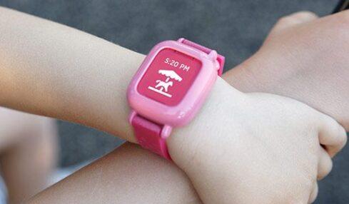 Octopus, un reloj basado en iconos para los más pequeños 1