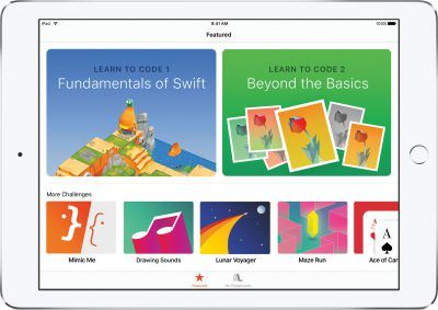 Swift Playground for iPad