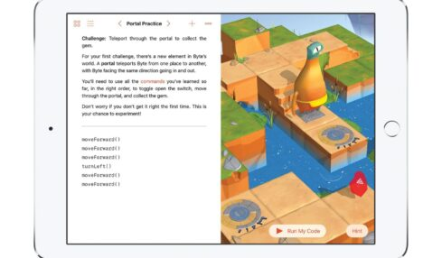 Swift Playgrounds, la app de Apple para aprender a programar 1