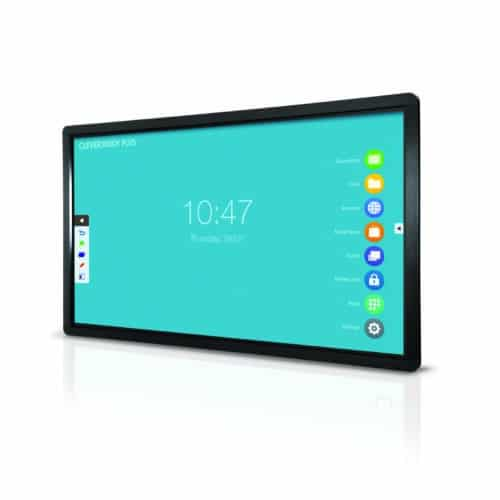 Clevertouch Plus Angle OS white (2) (FILEminimizer)