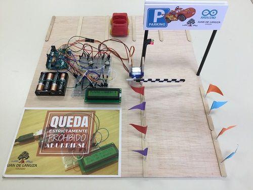 Computer Science, en el curriculum vertical del Colegio Juan de Lanuza 2