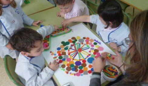 Aprender arte y matemáticas mediante mandalas 4