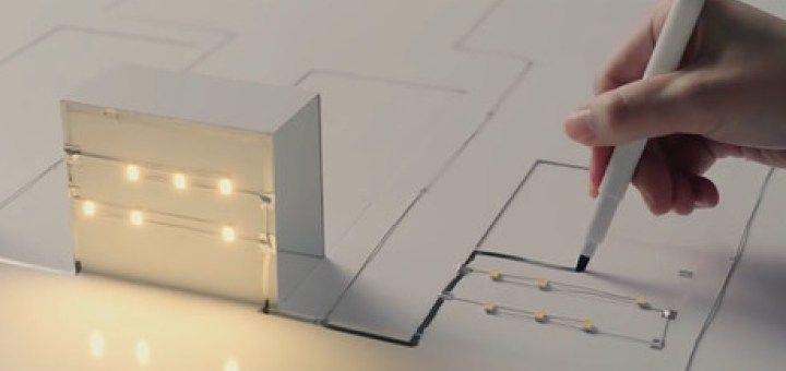 Un bolígrafo para entender cómo funciona la electricidad