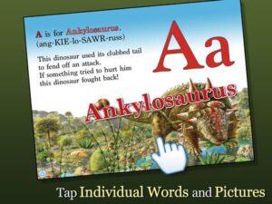 10 apps educativas sobre el mundo de los dinosaurios 2