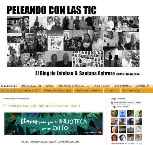 blog Esteban G. Santana Cabrera