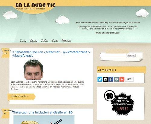 blog de En la nube TIC