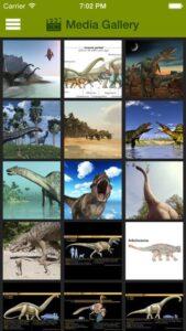 10 apps educativas sobre el mundo de los dinosaurios 3