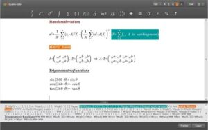 Daum Equation-edutor Chrome Extension