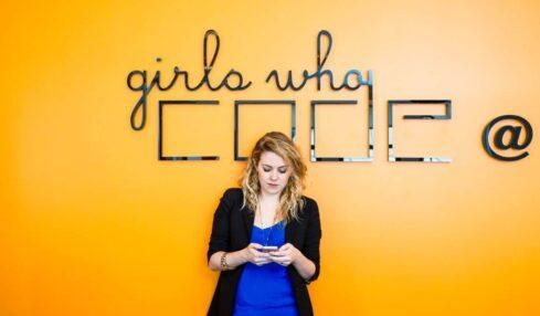 'Girls who Code', la ONG que promueve el mundo de la programación entre el sexo femenino 1