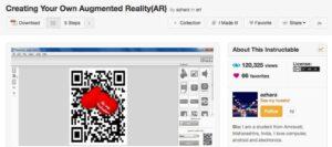 Herramientas para crear contenidos con realidad aumentada 10
