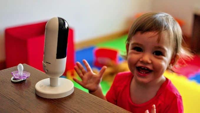 Invidyo, una cámara de vigilancia 'inteligente' capaz de detectar caras y sonrisas 1