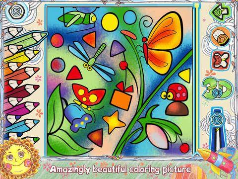 11 aplicaciones para aprender a colorear en la tableta 2