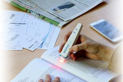 IRISPen Air 7, un lápiz inteligente que lee, escanea y  traduce 1