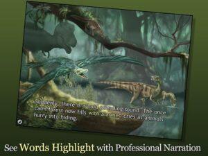 10 apps educativas sobre el mundo de los dinosaurios 9