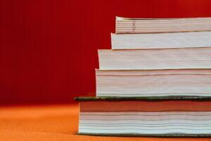 Libros colegio @ Pixabay