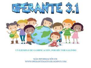 Operante, un programa para fomentar las Matemáticas en Primaria