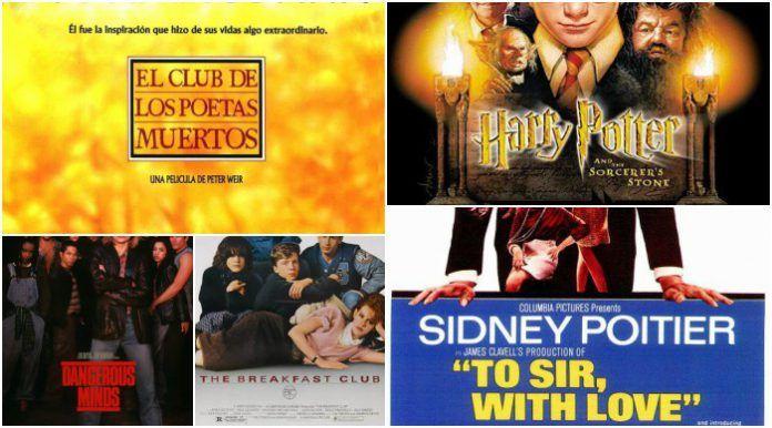 5 películas sobre el día a día de estudiantes en sus colegios 7