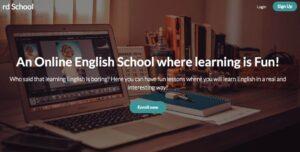 35 Webs para aprender inglés en Secundaria 39