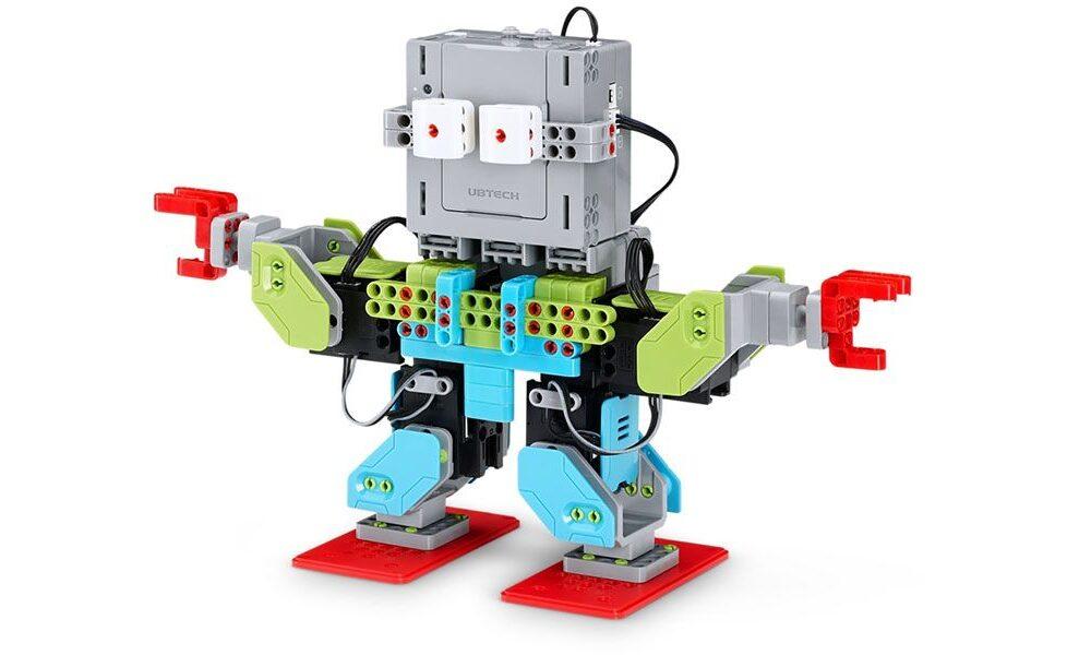 Meebot Kit, un robot que podrás montar y programar 1