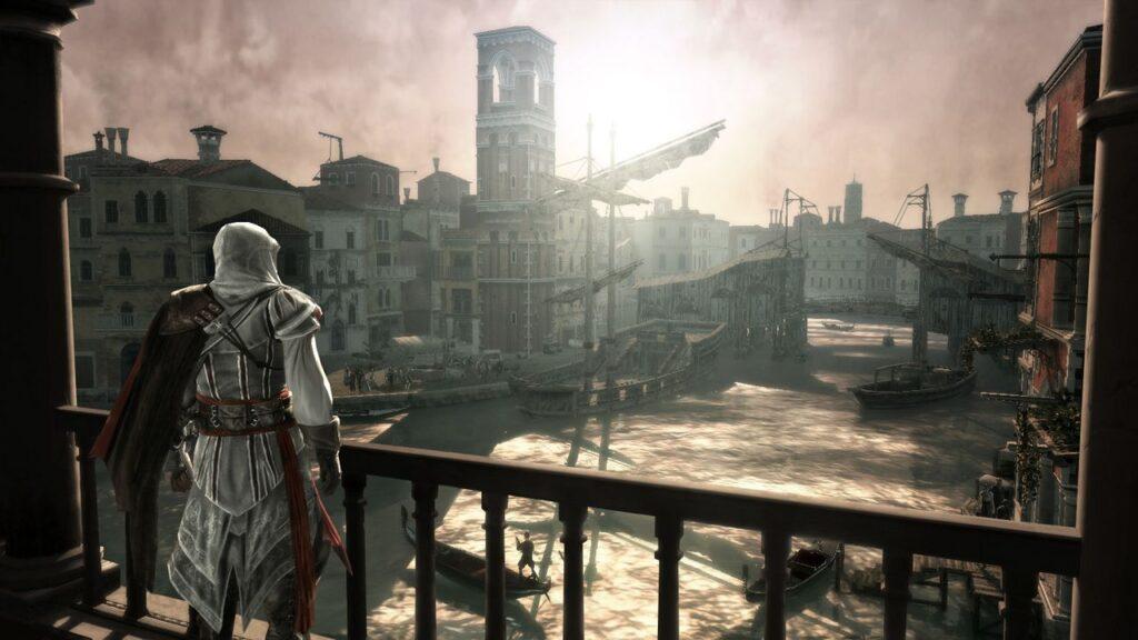 Videojuegos que enseñan historia: Assassin's Creed 2