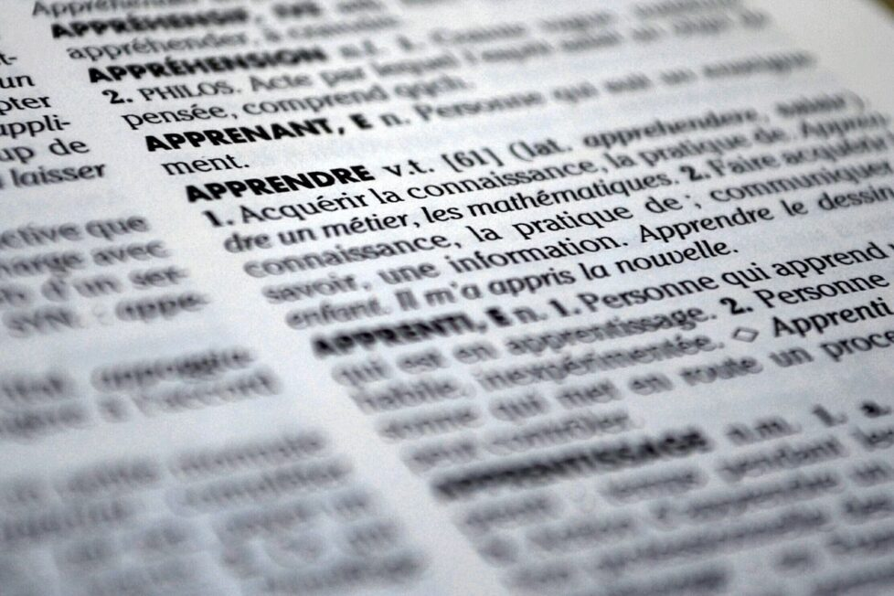 diccionarios de español
