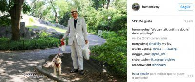 Instagram - Humans of NY