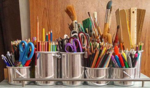 ¡Vuelta al cole! Ideas para las asignaturas de plástica, dibujo y artes