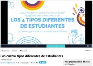 9 plataformas web para compartir presentaciones 3