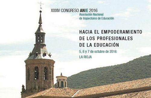 La inspección en la educación, el objetivo del XXXIV Congreso de ANIE 2
