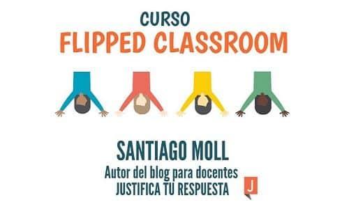 Pedagogía y tecnología unidas en el curso sobre Flipped Classroom de Educarnos para Educar 3