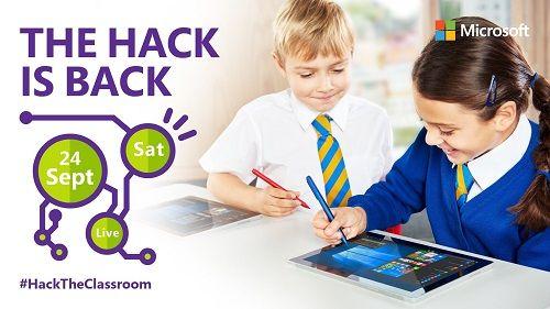 Hack the Classroom, el evento de Microsoft sobre OneNote, Skype y Minecraft