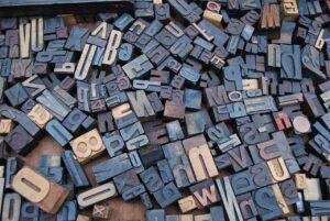 Alfabeto - Pixabay