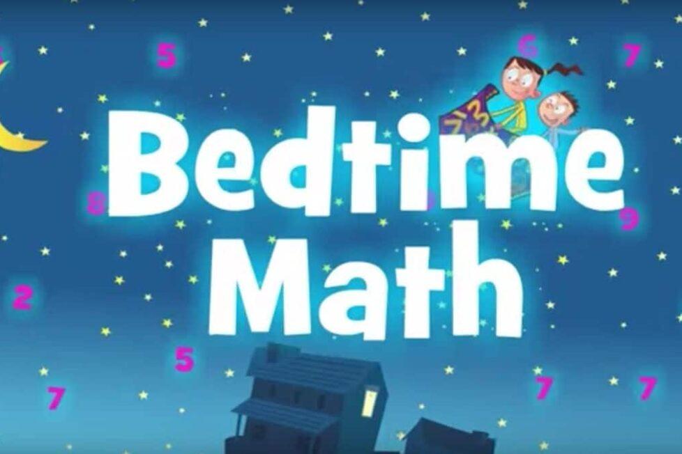 Bedtime Math, una plataforma para aprender matemáticas antes de dormir 3